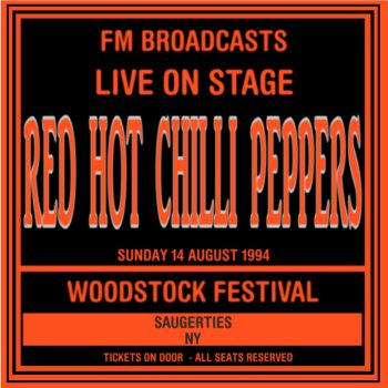 Testi Live On Stage FM Broadcasts - Woodstock Festival, NY 14th August 1994