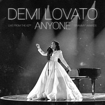 Testi Anyone (Live From The 62nd GRAMMY ® Awards) - Single