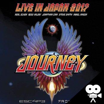 Testi Escape & Frontiers Live In Japan