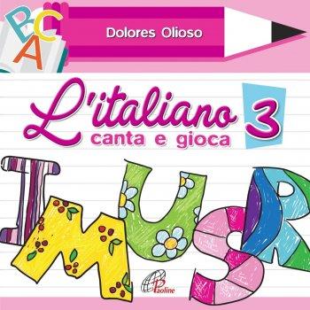 Testi L'italiano canta e gioca, Vol. 3