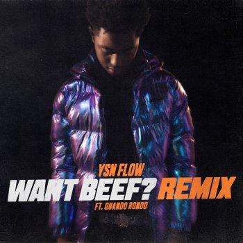 Testi Want Beef (Remix) [feat. Quando Rondo] - Single