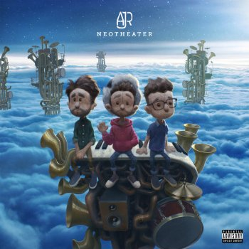 100 Bad Days by AJR - cover art