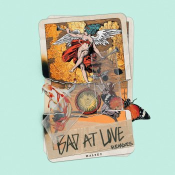 Bad at Love (Remixes)                                                     by Halsey – cover art