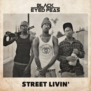 Testi STREET LIVIN' - Single