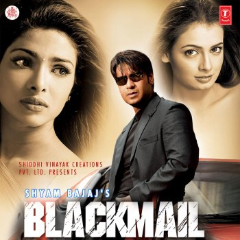 Blackmail (Original Motion Picture Soundtrack) by Jayesh, Shaan