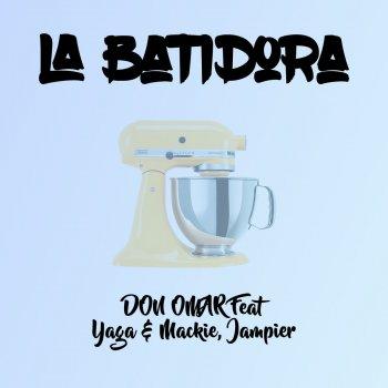 Testi La Batidora (Remix) [feat. Yaga, Mackie & Jampier]