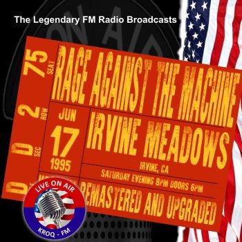 Testi Legendary FM Broadcasts - Irvine Meadows, Irvine CA 17 June 1995