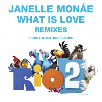 Testi What Is Love Remixes