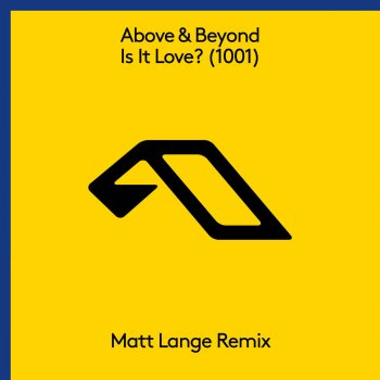 Testi Is It Love (1001) [Matt Lange Remix]