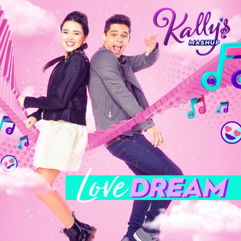 Kally 39 s mashup cast feat maia reficco love dream lyrics for Habitacion de kally s mashup