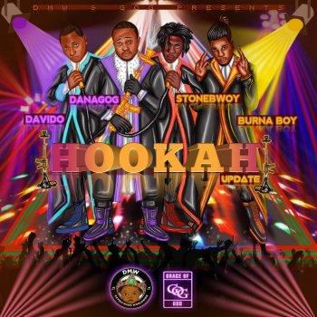 Testi Hookah (feat. Burna Boy, Stonebwoy & Davido) [Remix] - Single