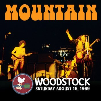 Live at Woodstock (8/16/1969) - cover art