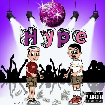 Hype lyrics – album cover