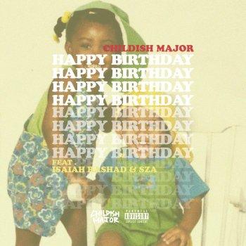 Testi Happy Birthday (feat. Isaiah Rashad & Sza)