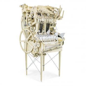 Testi Marble Machine