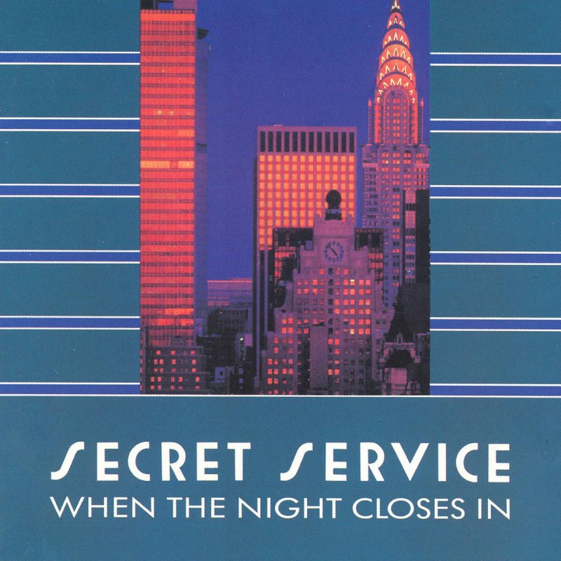 Secret Service - Night City Lyrics
