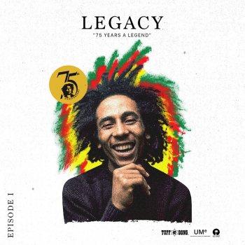 Testi Bob Marley Legacy: 75 Years A Legend
