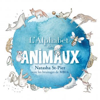 Testi L'alphabet des animaux