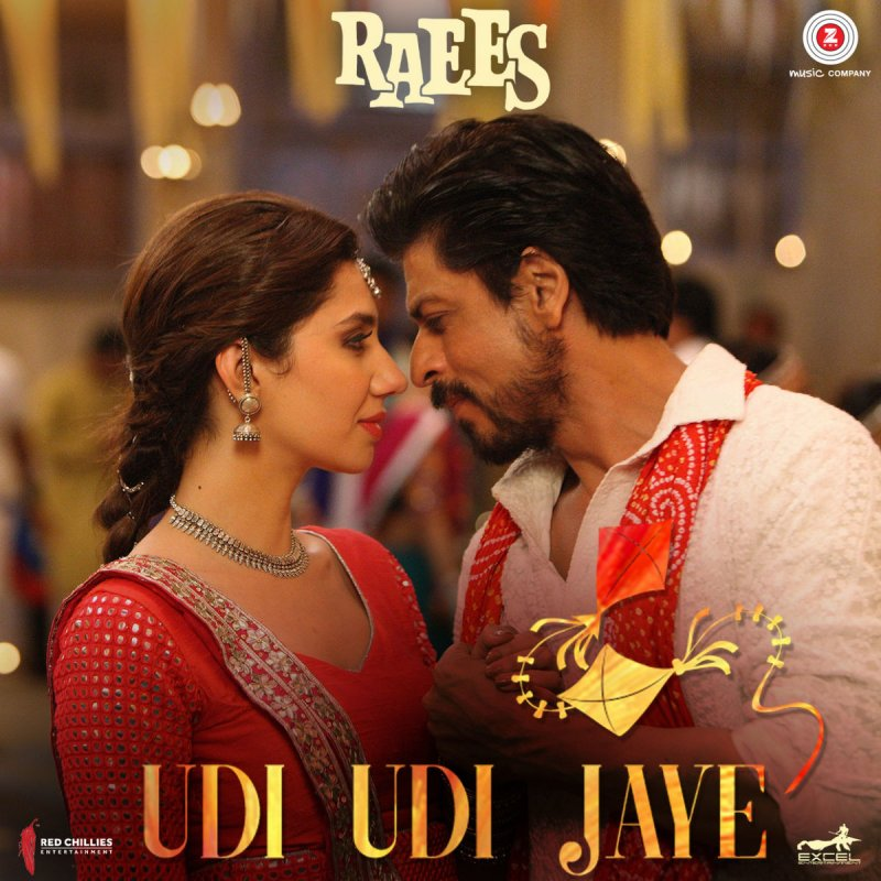 "Ek Samay Tu To Meri Dilse Song Download: Letra De Udi Udi Jaye (From ""Raees"") De Sukhwinder Singh"