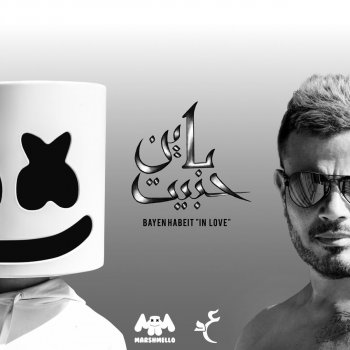 Bayen Habeit by Marshmello feat. Amr Diab - cover art