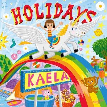 Holidays                                                     by Kaela Kimura – cover art