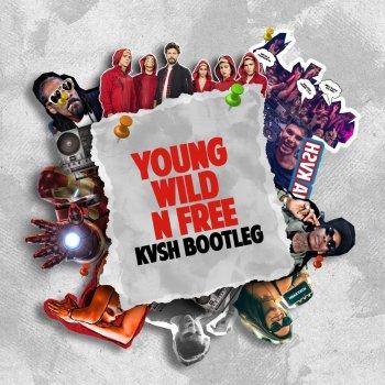 Testi Young, Wild 'n Free