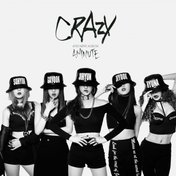 Crazy by 4Minute - cover art