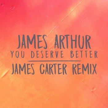 Testi You Deserve Better (James Carter Remix)