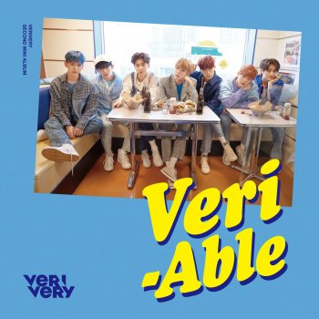Testi VERIVERY 2nd Mini Album [VERI-ABLE]