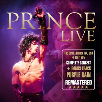 Testi Prince Live (The Omni, Atlanta, GA, 1985) [Remastered]