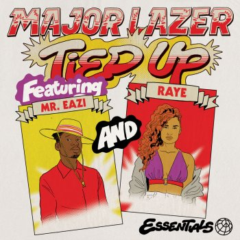 Tied Up (feat. Mr Eazi, RAYE and Jake Gosling) - cover art