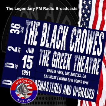 Testi Legendary FM Broadcasts - The Greek Theatre, Los Angeles CA 15th June 1991