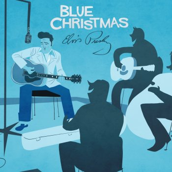 Testi Blue Christmas