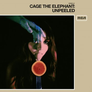Image result for cage the elephant unpeeled