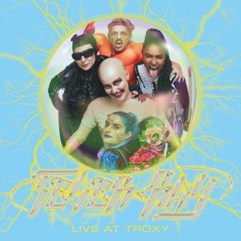 Testi Live at Troxy