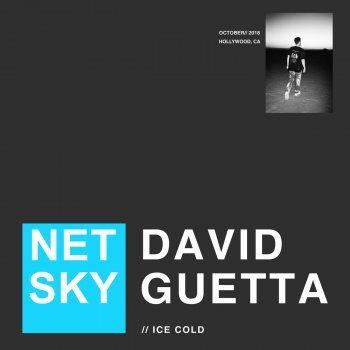 Ice Cold                                                     by David Guetta – cover art