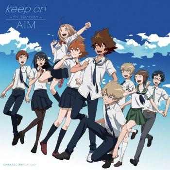 Testi keep on〜tri.Version〜