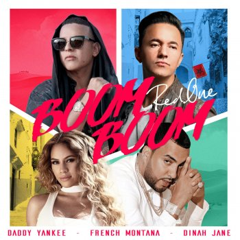 Boom Boom by RedOne feat. Daddy Yankee, French Montana & Dinah Jane - cover art