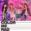 COLOR ME RAD lyrics – album cover