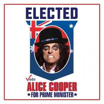 Testi Elected (Alice Cooper For Prime Minister 2016 / OZ Version)