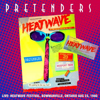 Testi At the Heatwave Festival, Bowmanville, Ontario 23 Aug '80 (Live)