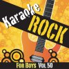 Karaoke - Rock For Boys Vol.50 Ameritz Karaoke Band - cover art