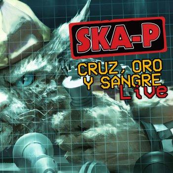 Testi Cruz, Oro y Sangre (En Directo desde Chile) - Single