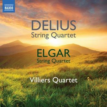 Testi Delius & Elgar: String Quartets