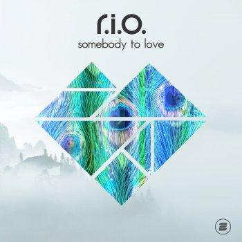 Testi Somebody to Love
