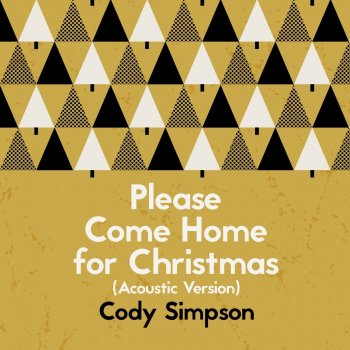 Testi Please Come Home for Christmas (Acoustic Version)