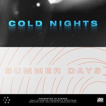Testi COLD NIGHTS // SUMMER DAYS