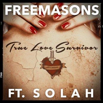 Testi True Love Survivor (feat. Solah) [Remixes]