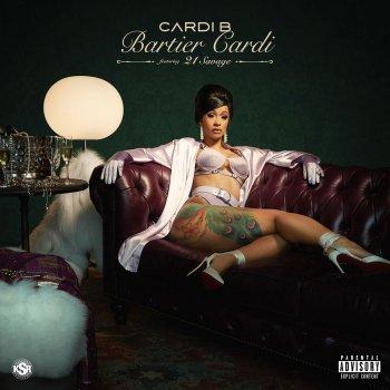Testi Bartier Cardi (feat. 21 Savage)
