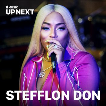 Testi Up Next Session: Stefflon Don